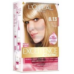 Loreal Paris Excellence Creme Farba do włosów Perłowy Beż nr 8.13
