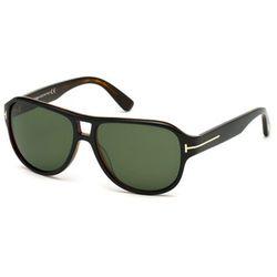 Okulary Słoneczne Tom Ford FT0446 DYLAN 05N