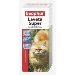 Beaphar Laveta Super Cat 50 ml - preparat przeciw nadmiernemu wypadaniu sierści u kota