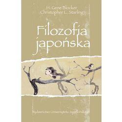 Filozofia japońska (opr. miękka)