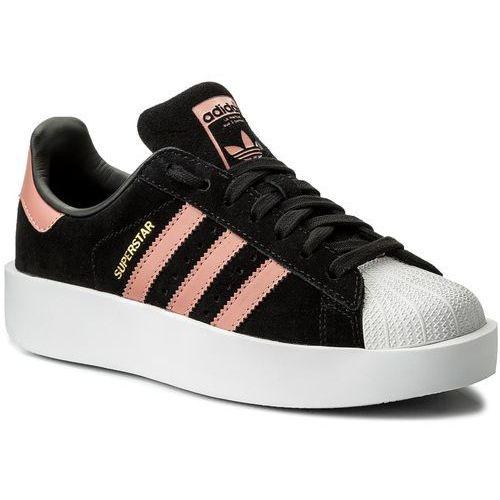 free shipping 1ecc3 86661 Buty adidas - Superstar Bold W CQ2826 CblackAshpnkFtwht