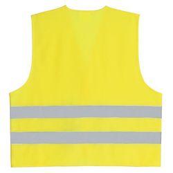 Kamizelka odblaskowa żółta rozm. XL