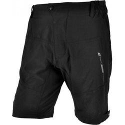 Męskie luźne spodnie rowerowe Silvini Chiecco MP629 black