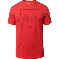 koszulka FOX - Chapped Ss Airline Tee Rio Red (346)