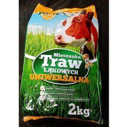 Mieszanka traw łąkowych uniwersalna Planta 2kg