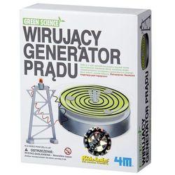 Green Science Wirujący generator prądu