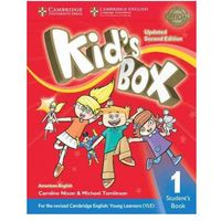 Kid's Box Level 1 Student's Book American English