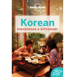 Korea rozmówki Lonely Planet Korean Phrasebook (opr. miękka)