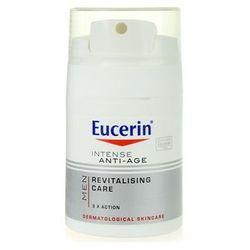 Eucerin Men intensywny krem przeciw zmarszczkom + do każdego zamówienia upominek.