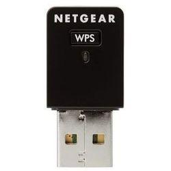 Netgear Karta sieciowa WiFi N300 USB WNA3100M DARMOWA DOSTAWA DO 400 SALONÓW !!