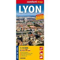 Lyon Laminowany Plan Miasta 1:15 000 (opr. miękka)