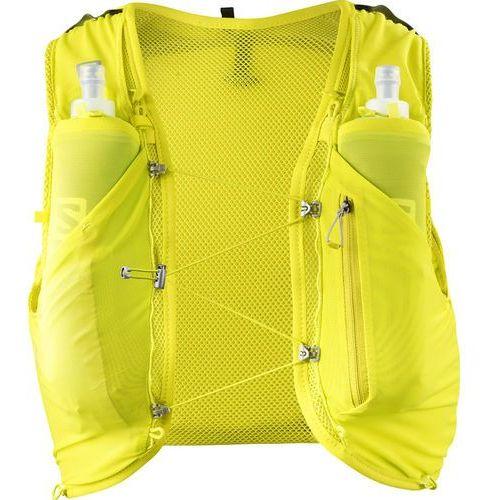 Salomon Adv Skin 5 Plecak żółty M 2019 Plecaki biegowe