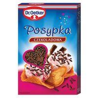 Posypka smak czekoladowy 80 g Dr. Oetker
