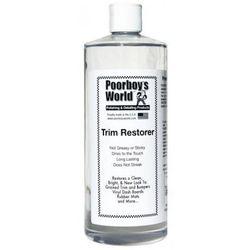 Poorboy's Trim Restorer 946ml