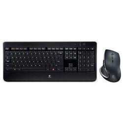 Logitech myszka + klawiatura bezprzewodowa MX800 - US INT'L - 2.4GHZ - INTNL