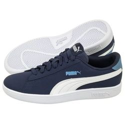 Buty Puma Smash v2 Buck Jr 365182 02 (PU408 b)