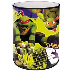 Starpak, Wojownicze Żółwie Ninja, kubek metalowy na przybory piśmiennicze Darmowa dostawa do sklepów SMYK