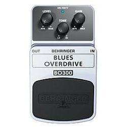 Behringer BLUES OVERDRIVE BO300 efekt gitarowy
