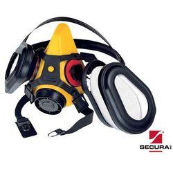 Zestaw półmaska + filtry SECURA2000-DUST