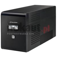 Ups Power Walker Line-interactive 1500va 2x Schuko + 2xiec Out, Rj11/rj45 In/out, Usb, Lcd