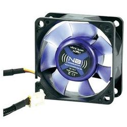 Wentylator do komputerów PC NoiseBlocker XR1, (SxWxG) 60 x 60 x 25 mm