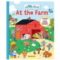 Little Detectives at the Farm