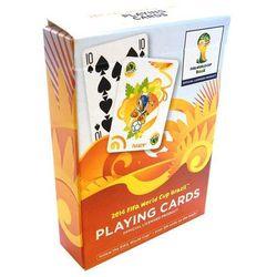 KARTY CARTAMUNDI - 2014 FIFA WORLD CUP (POMARAŃCZOWE)