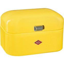 Wesco - Pojemnik na pieczywo Grandy - żółty - żółty