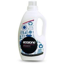 Ecozone Płyn zmiękczający z odżywką do płukania tkanin 1 l