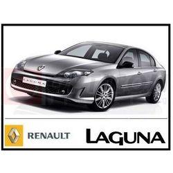 Renault Laguna III - Światła do jazdy dziennej LED DRL W21W - Zestaw 2 żarówki