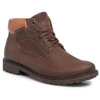 Trzewiki LASOCKI FOR MEN - 9421-DIN-5 Brown