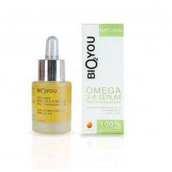 BIO2YOU serum Omega 3-6 z olejami z róży, awokado, makadamia, jojoba i rokitnika 15 ml BIO2YOU 66-30 cenowe harce 15% (-15%)