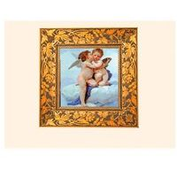Obraz William Bouguereau - Cupid and Psyche as Children