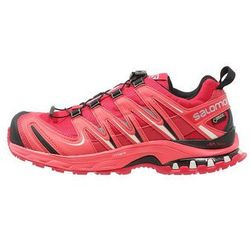 Salomon XA PRO 3D GTX Obuwie do biegania Szlak lotus pink/papaya/black