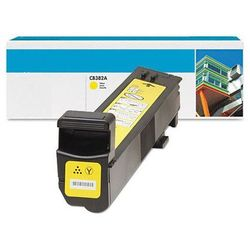 Zamiennik Toner HP CB 382A YELLOW żółtyi toner do drukarki HP Color Laserjet CP 6015 HP CB382A