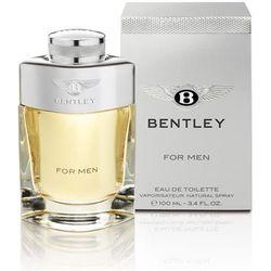BENTLEY Bentley For Man perfumy męskie - woda toaletowa 60ml