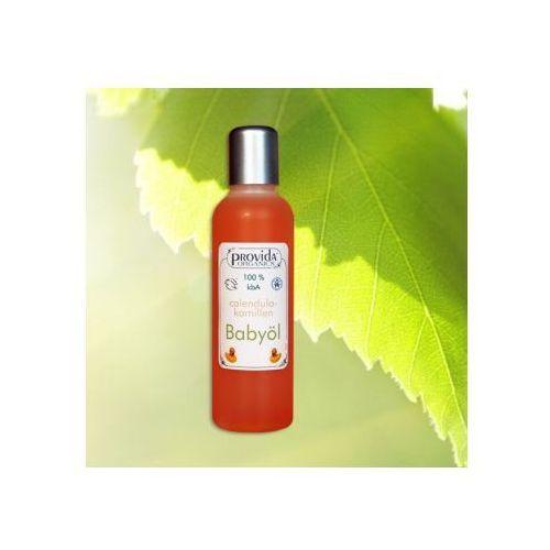 Provida - Naturalny olejek dla niemowląt nagietkowo-rumiankowy, delikatna pielęgnacja