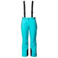 Killtec PAMIRA Spodnie narciarskie turquoise