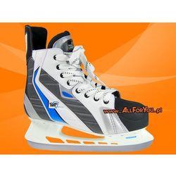 Łyżwy hokejowe Signa Blue