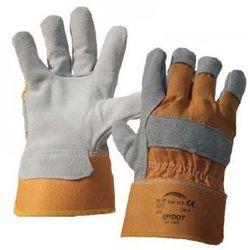 Rękawice robocze wzmacniane skórą EPIDOT