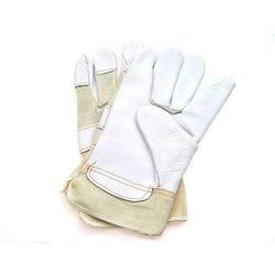 Rękawice wzmacniane skórą - RLCJ