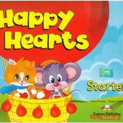 Happy Hearts Starter Pack + Cd +Dvd (opr. miękka)