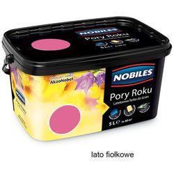 Farba Pory Roku Nobiles Lato Fiołkowe 5L