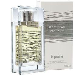 La Prairie Life Threads Platinum, Woda perfumowana - Tester, 50ml