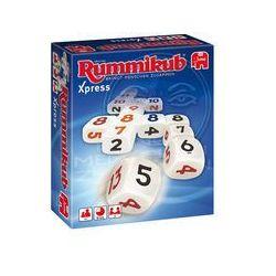 Gra logiczna Rummikub Xpress