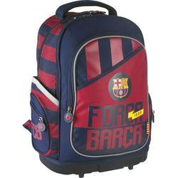 dbecf8bb3cb11 Plecak szkolny FC Barcelona FC-87 Barca Fan 4 + zakładka do książki GRATIS