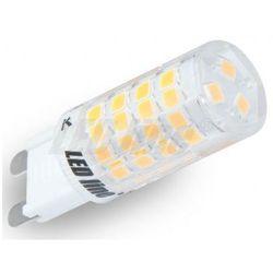 LED line Żarówka LED G9 SMD 4W (40W) 350lm 230V barwa ciepła 245480