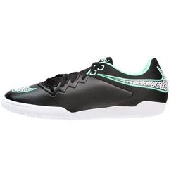 Nike Performance HYPERVENOMX PRO IC Halówki black/white/green glow