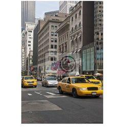 Plakat New York - Taxi