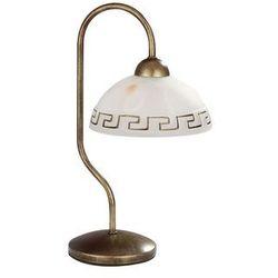 Lampa stołowa stylowa POMPEZ